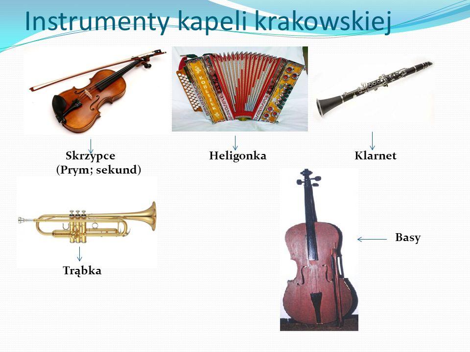 Instrumenty kapeli krakowskiej