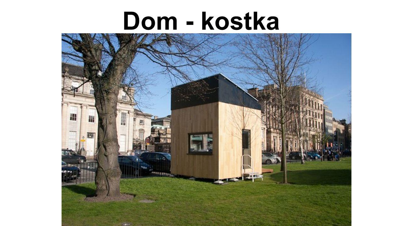 Dom - kostka