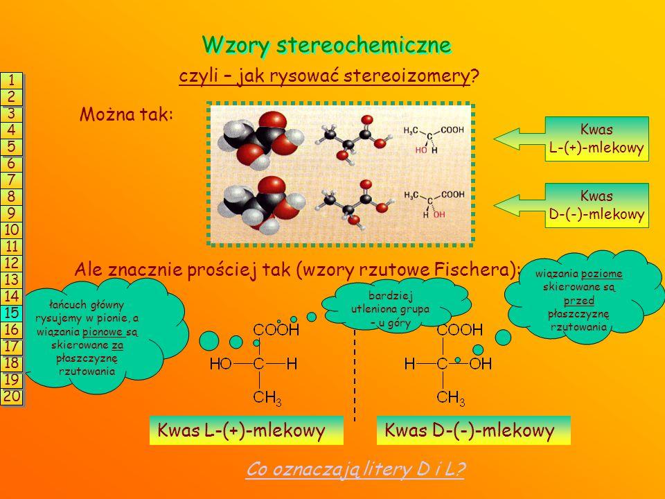Wzory stereochemiczne