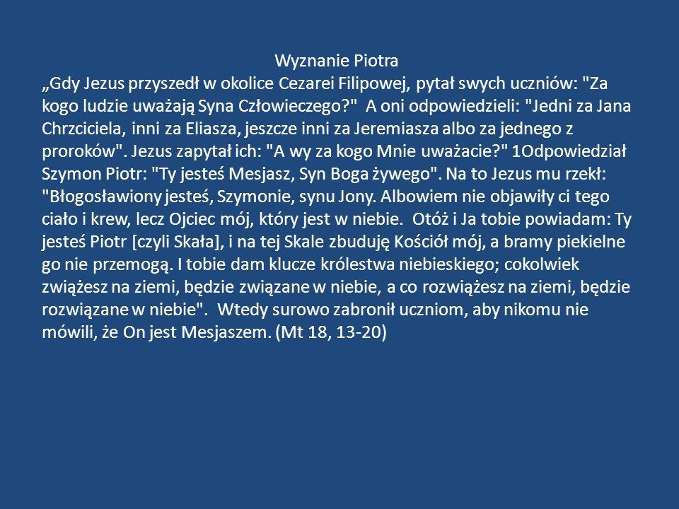 Wyznanie Piotra