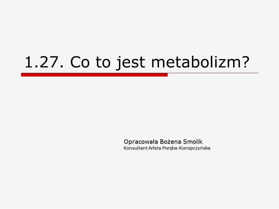 Opracowała Bożena Smolik Konsultant Arleta Poręba-Konopczyńska