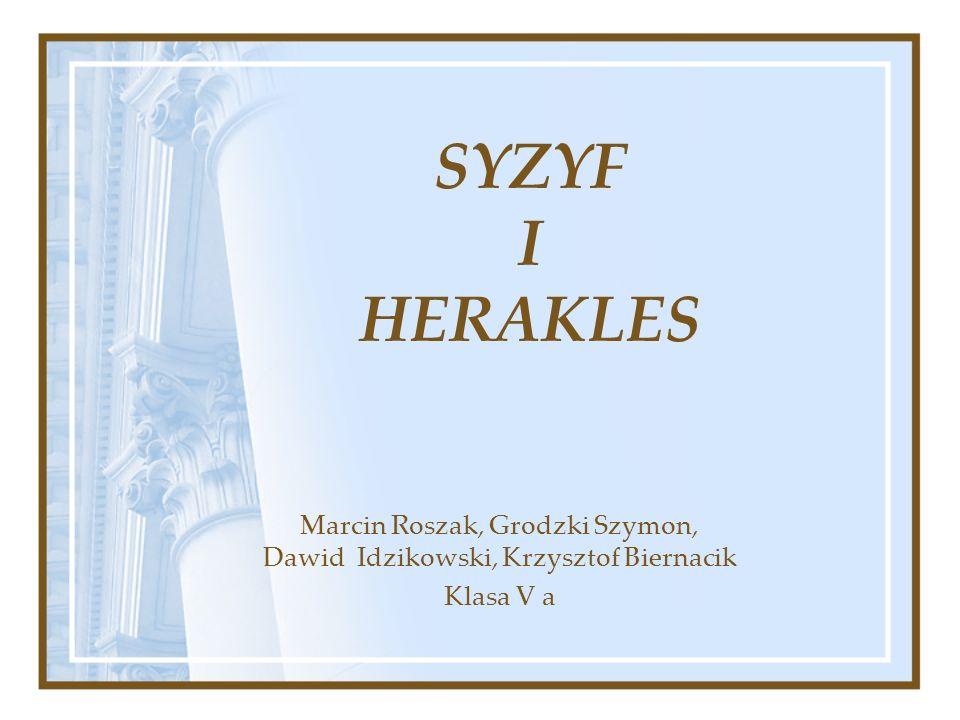 Marcin Roszak, Grodzki Szymon, Dawid Idzikowski, Krzysztof Biernacik