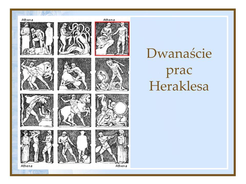 Dwanaście prac Heraklesa