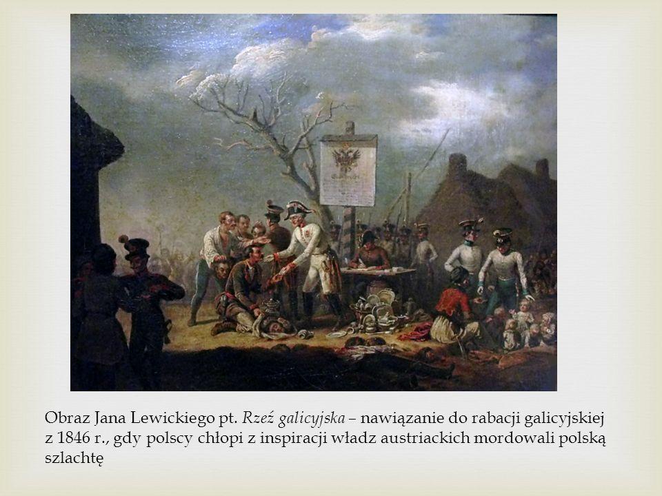 Obraz Jana Lewickiego pt