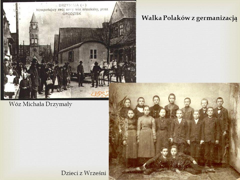Walka Polaków z germanizacją