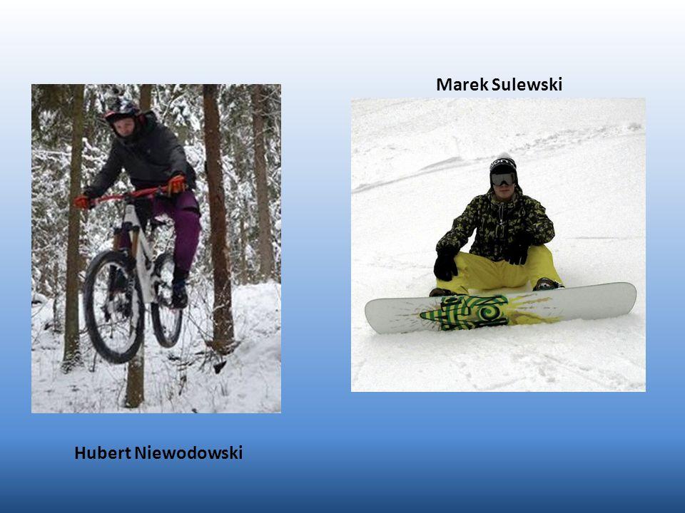 Marek Sulewski Hubert Niewodowski