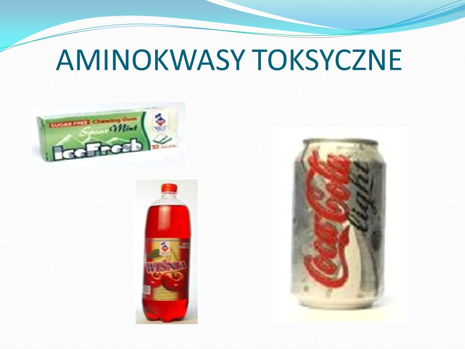AMINOKWASY TOKSYCZNE