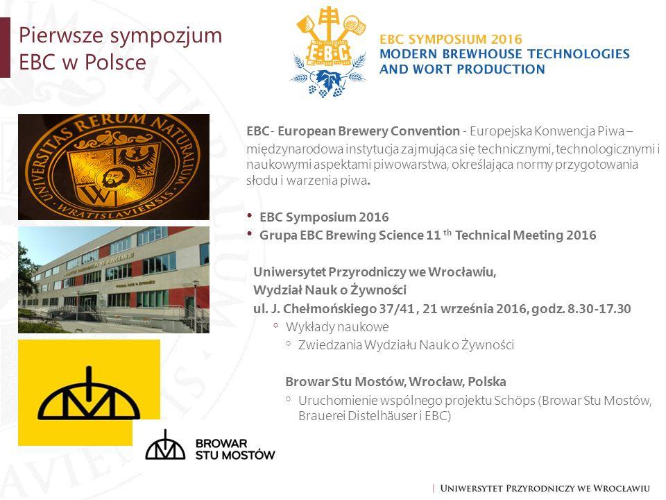 Pierwsze sympozjum EBC w Polsce