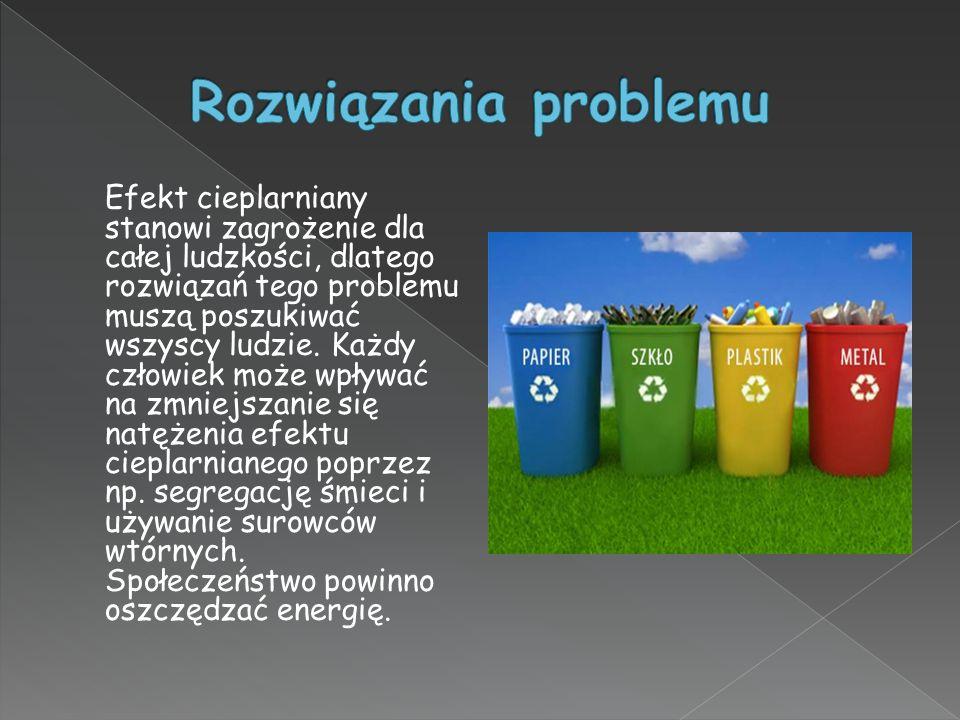 Rozwiązania problemu