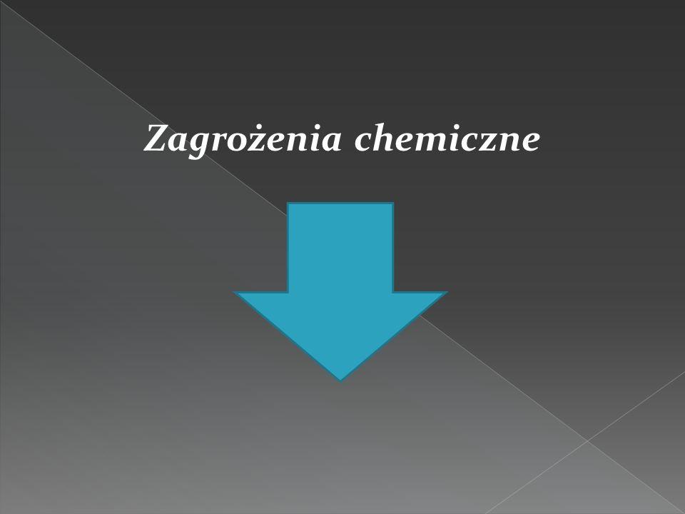 Zagrożenia chemiczne