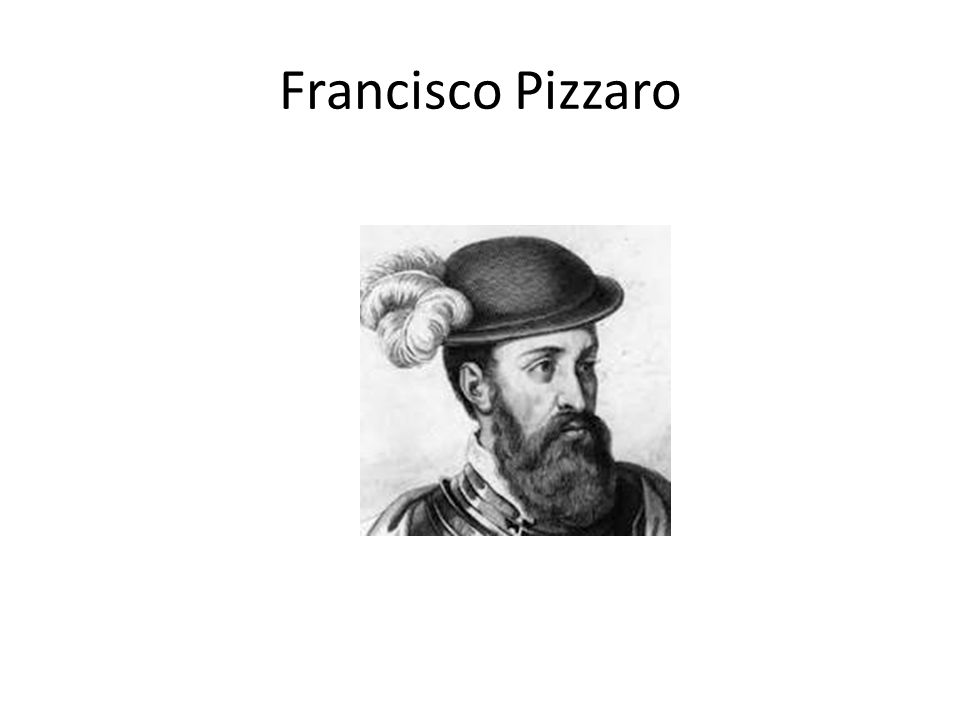 Francisco Pizzaro