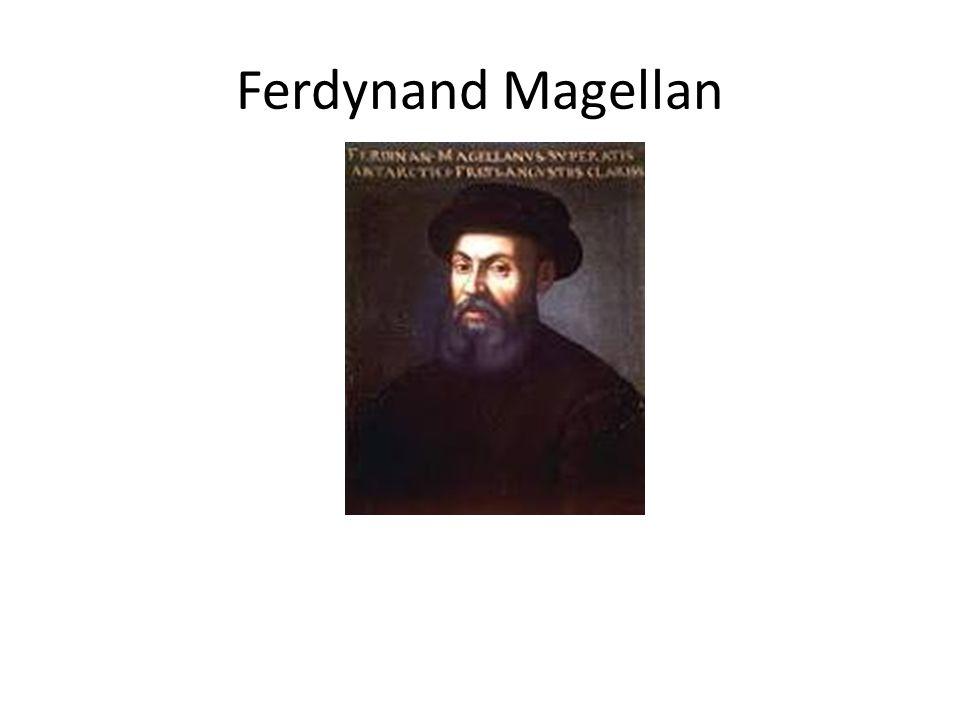 Ferdynand Magellan