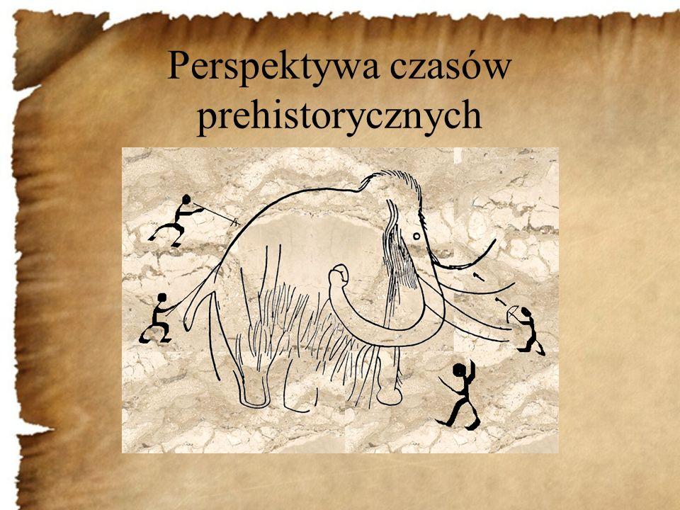 Perspektywa czasów prehistorycznych