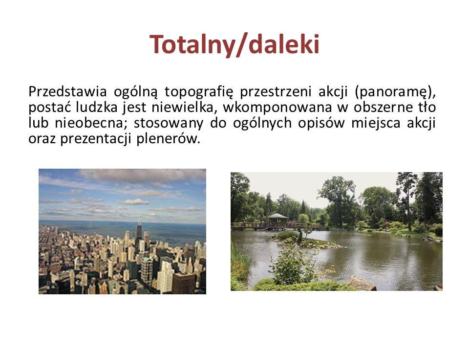 Totalny/daleki