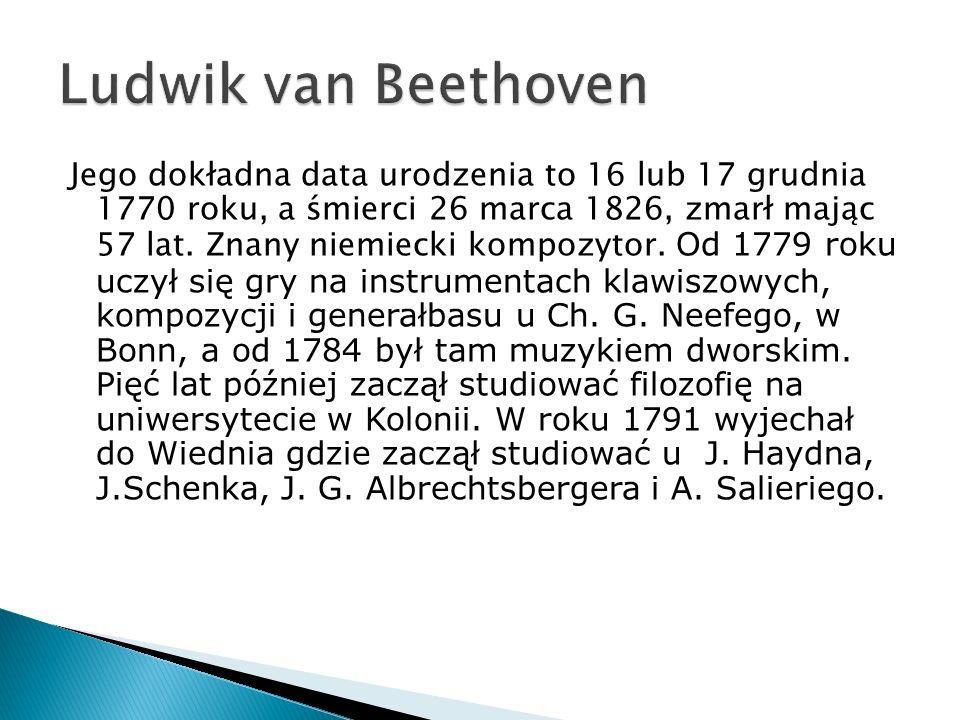 Ludwik van Beethoven