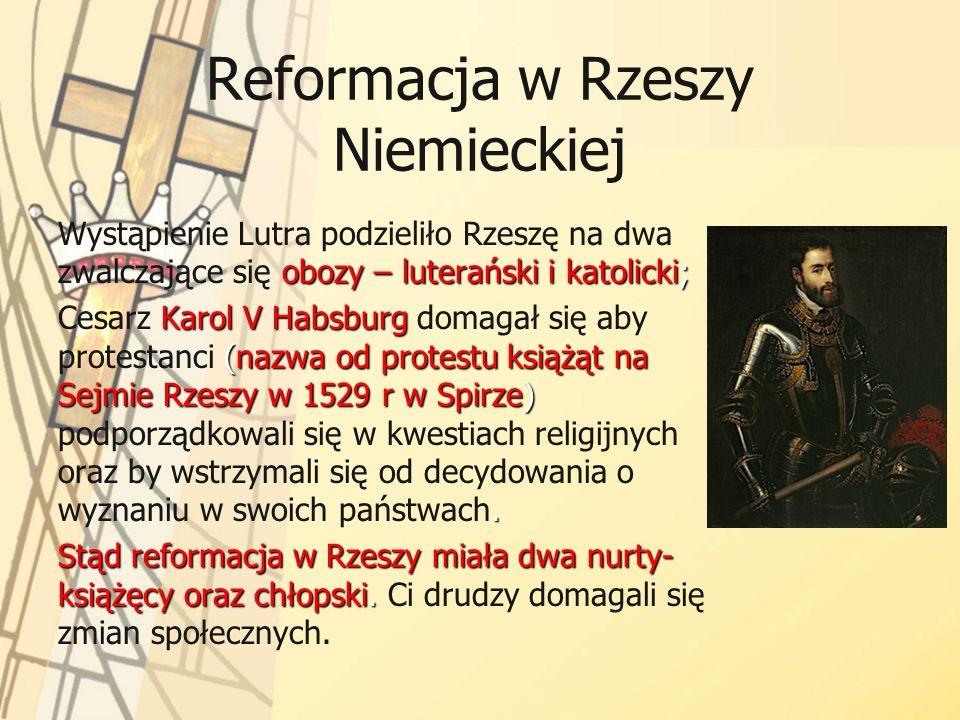 Reformacja w Rzeszy Niemieckiej