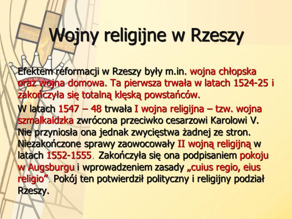 Wojny religijne w Rzeszy