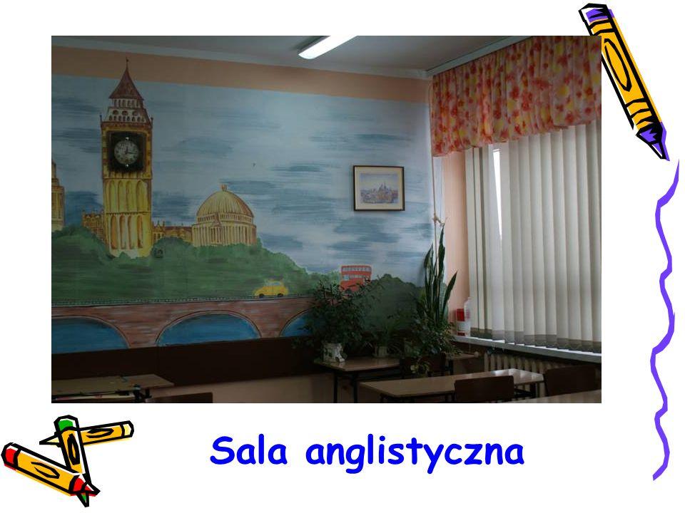 Sala anglistyczna