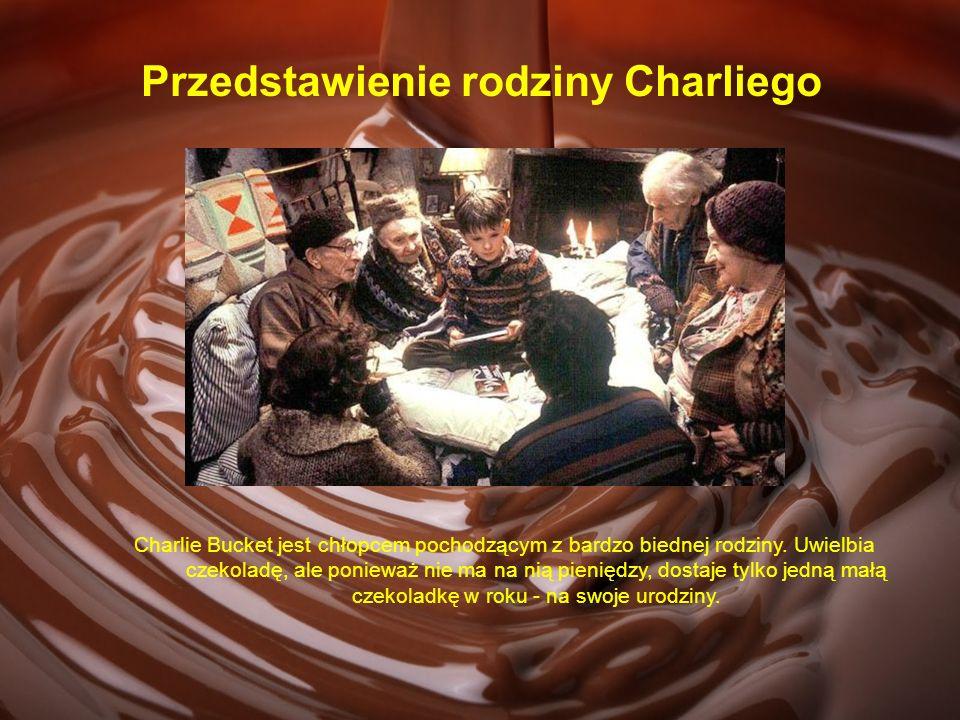 Przedstawienie rodziny Charliego