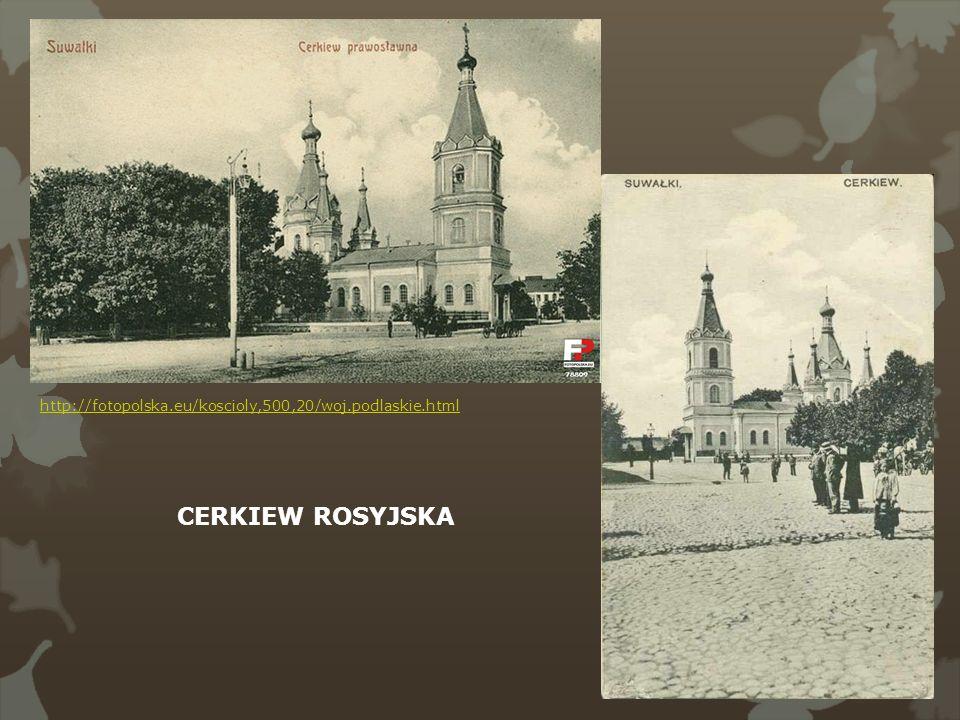 http://fotopolska.eu/koscioly,500,20/woj.podlaskie.html CERKIEW ROSYJSKA