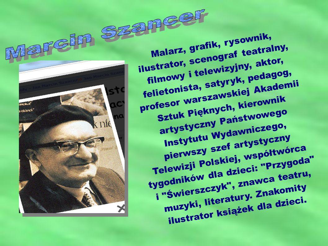 Marcin Szancer