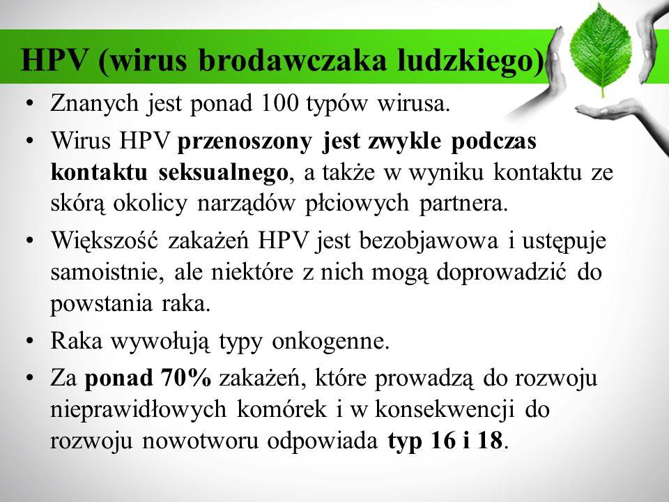 HPV (wirus brodawczaka ludzkiego)
