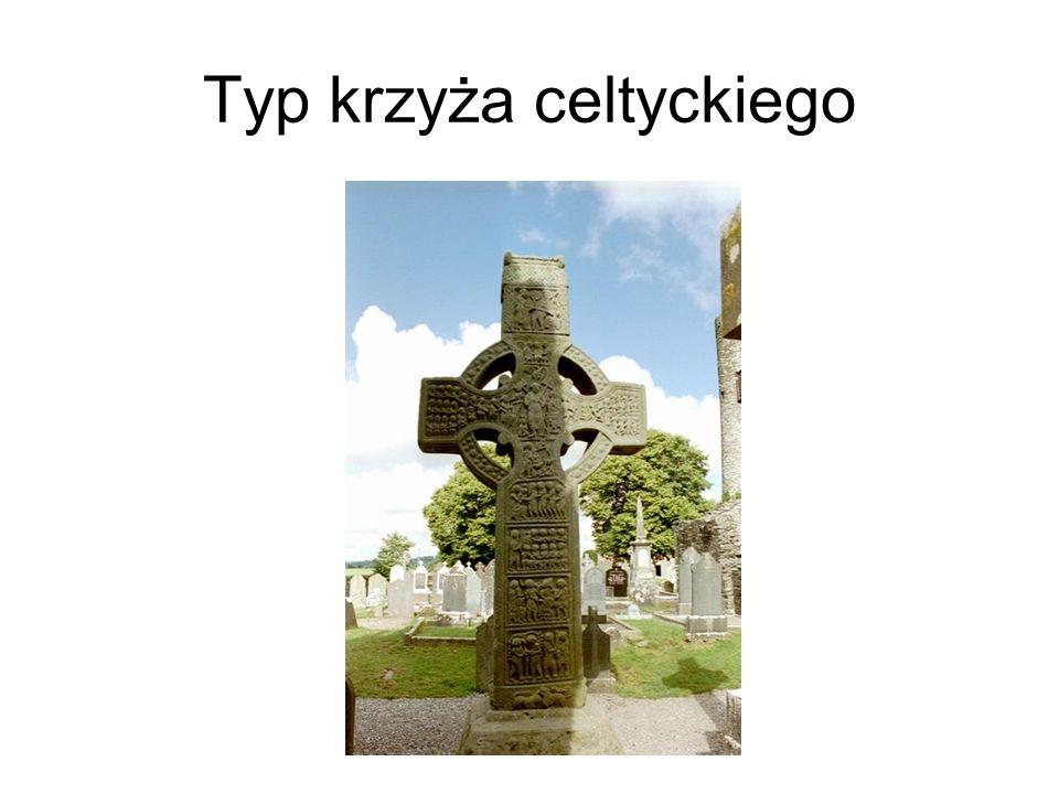 Typ krzyża celtyckiego
