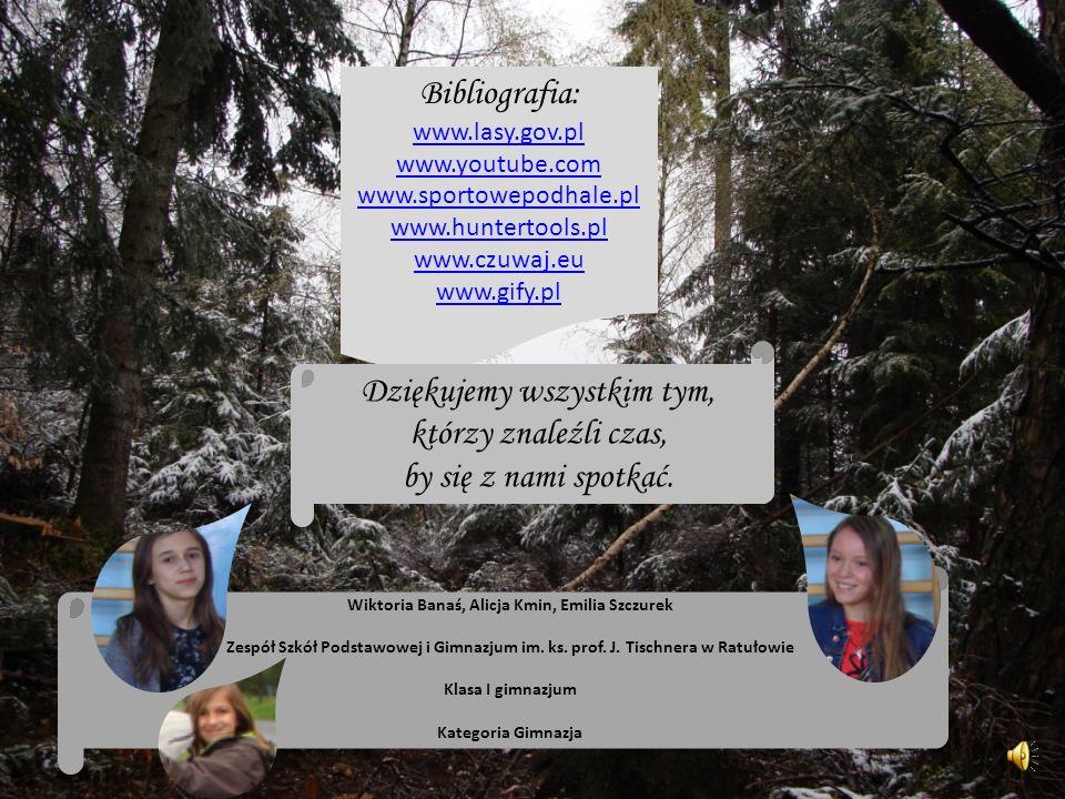 Wiktoria Banaś, Alicja Kmin, Emilia Szczurek