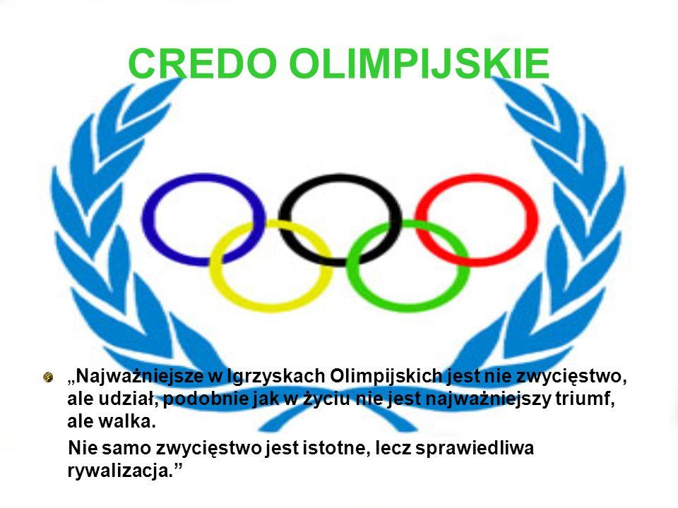 CREDO OLIMPIJSKIE