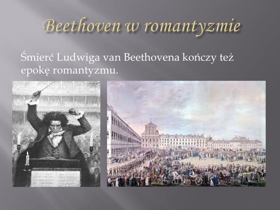 Beethoven w romantyzmie