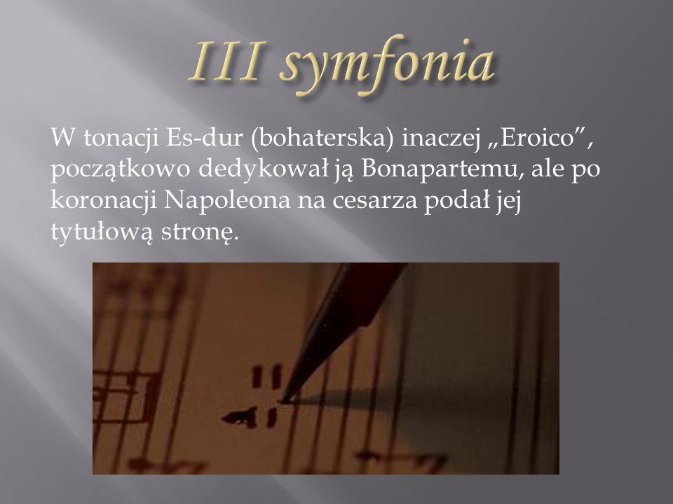 III symfonia
