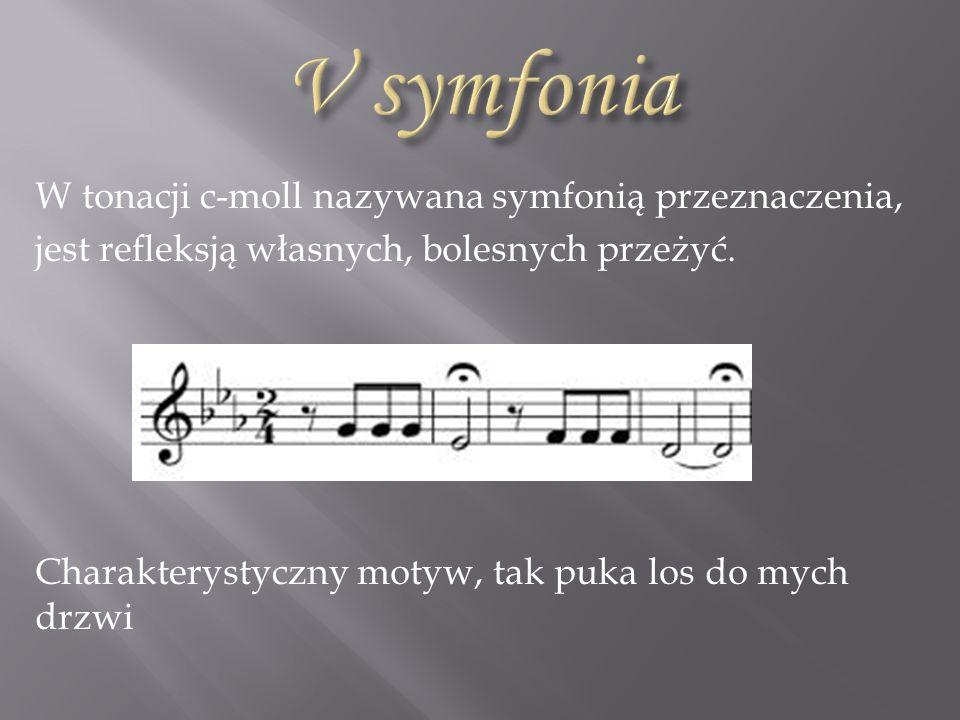 V symfonia