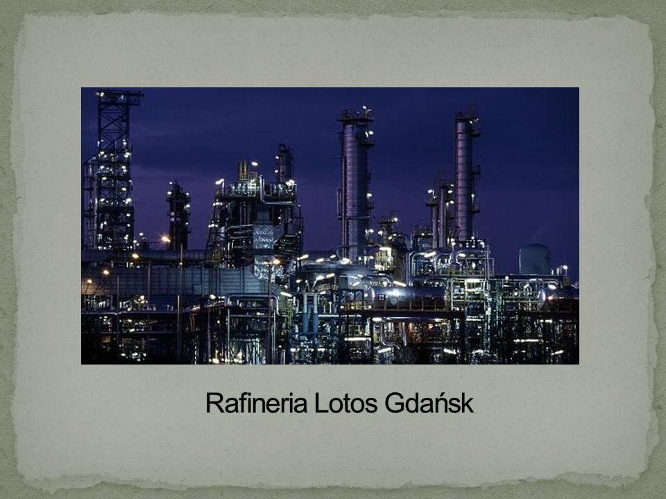 Rafineria Lotos Gdańsk