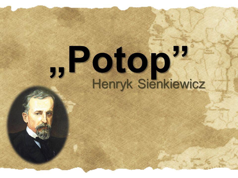 """""""Potop Henryk Sienkiewicz"""