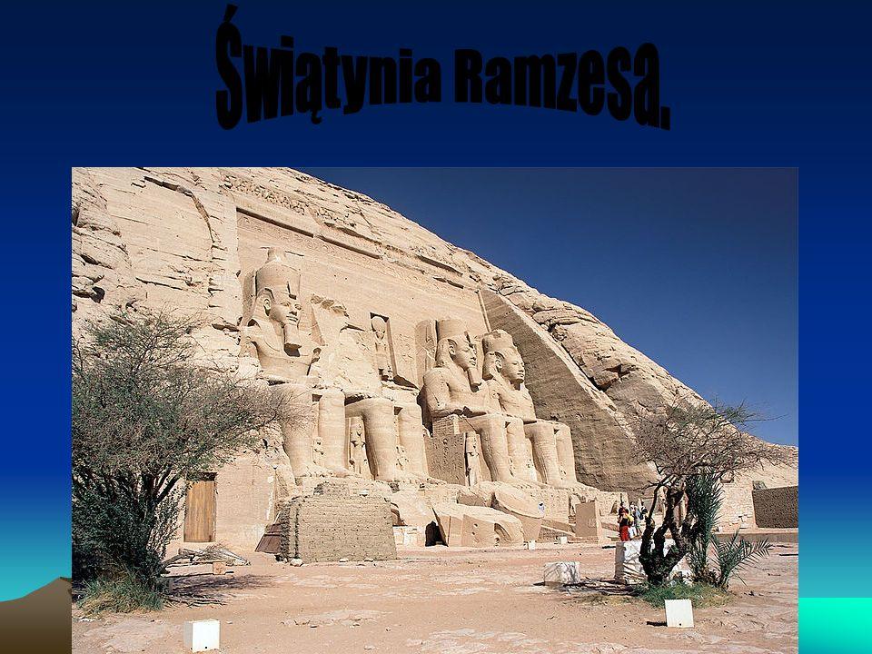 Świątynia Ramzesa.