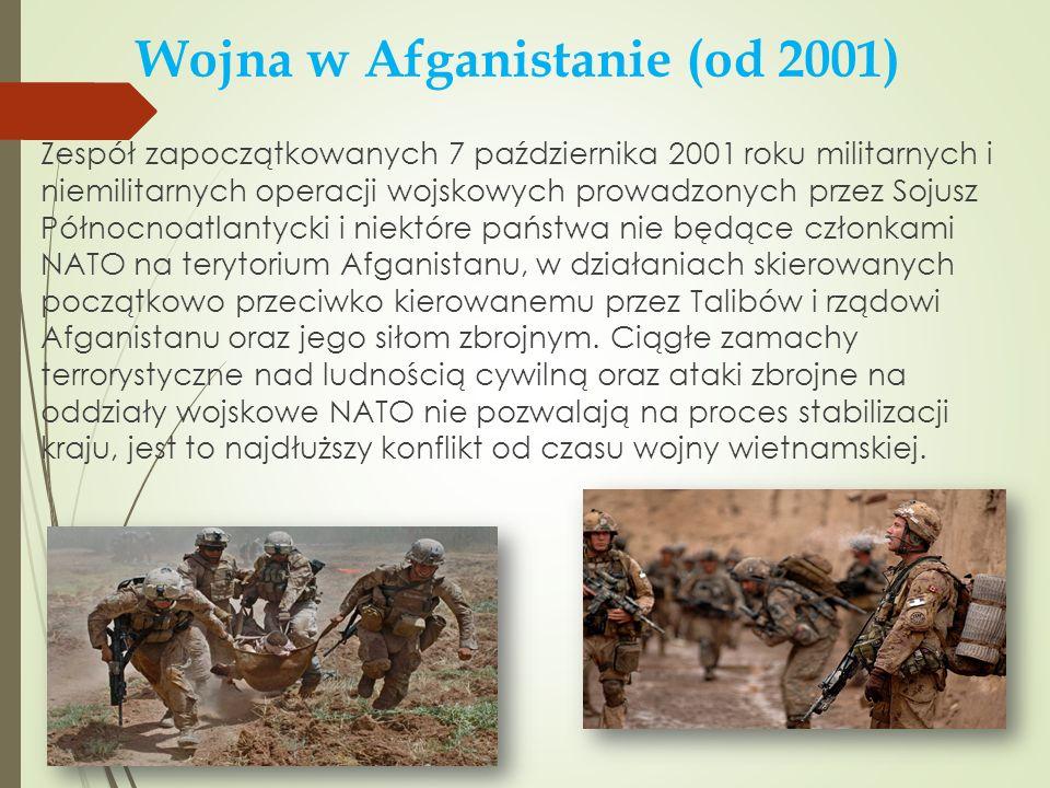 Wojna w Afganistanie (od 2001)