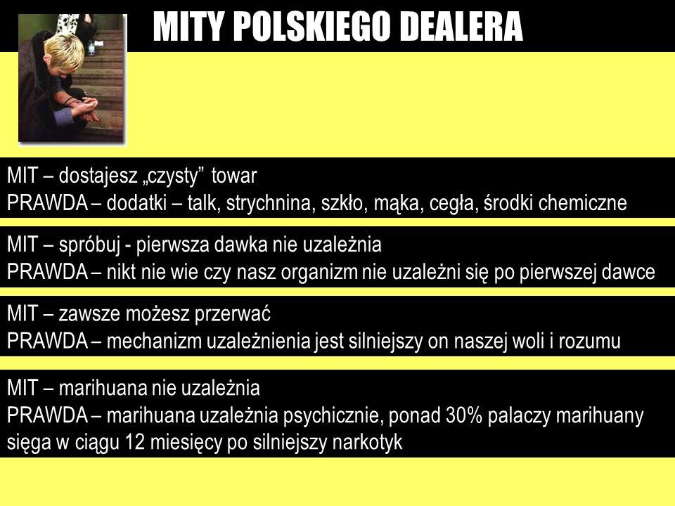 MITY POLSKIEGO DEALERA