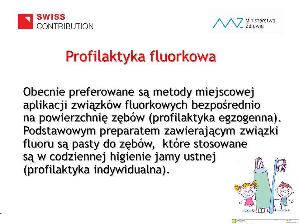 Profilaktyka fluorkowa