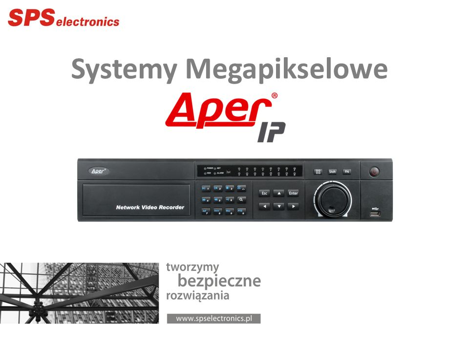 Systemy Megapikselowe