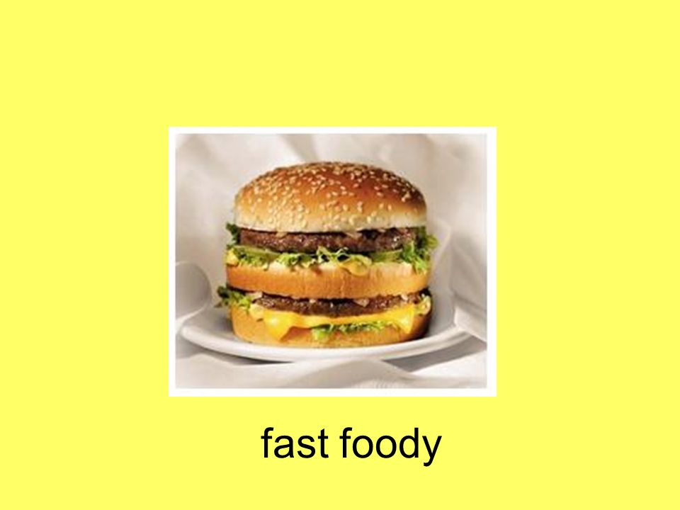 fast foody