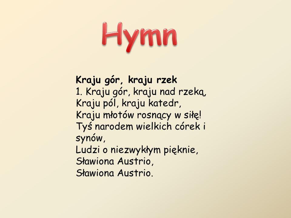 Hymn Kraju gór, kraju rzek