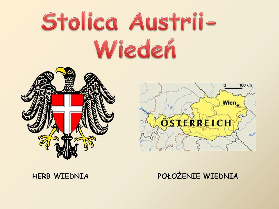 Stolica Austrii- Wiedeń