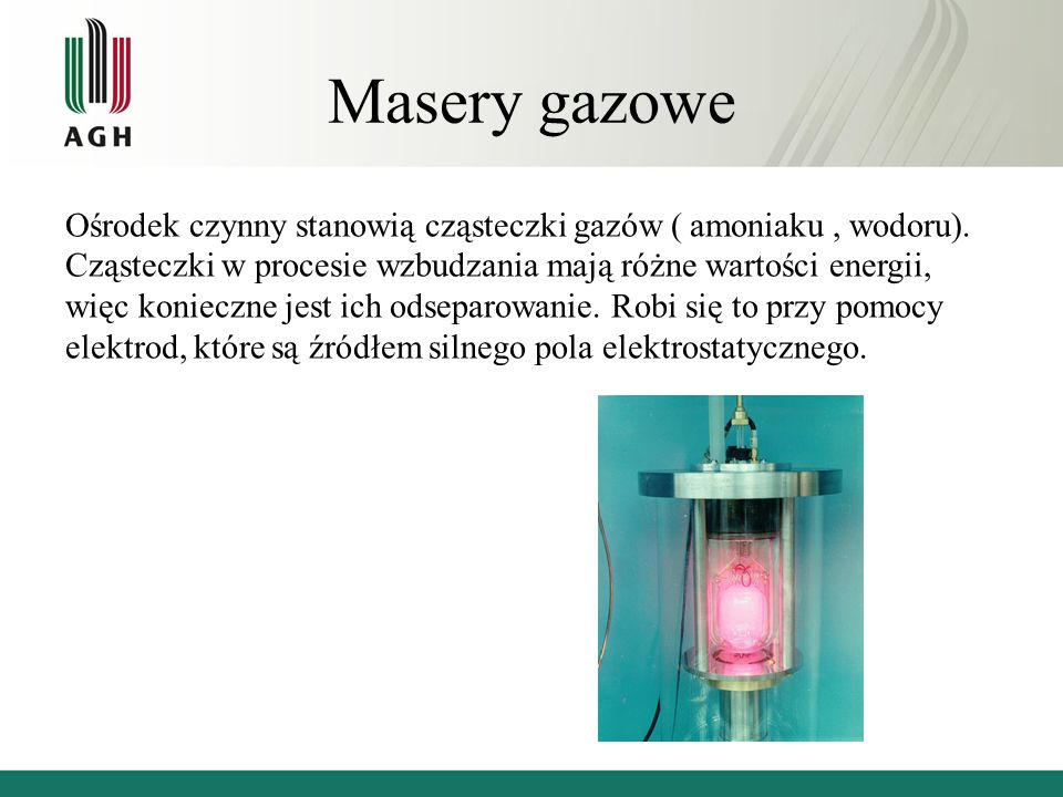 Masery gazowe