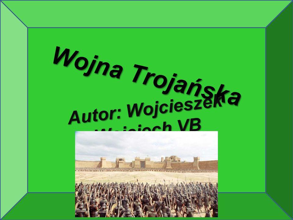 Autor: Wojcieszek Wojciech VB
