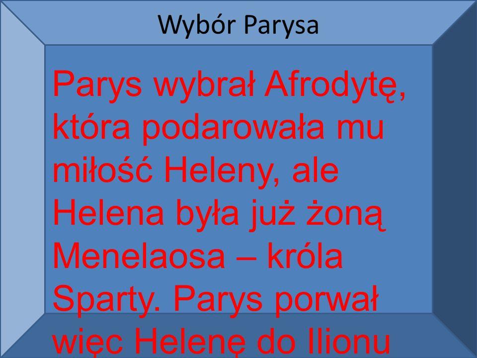 Wybór Parysa