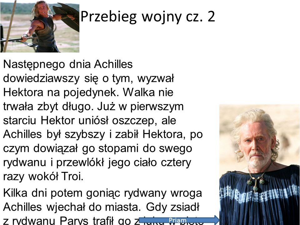 Przebieg wojny cz. 2