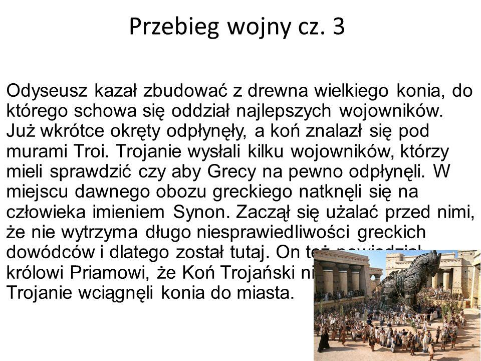 Przebieg wojny cz. 3