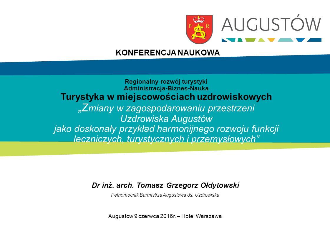 Dr inż. arch. Tomasz Grzegorz Ołdytowski