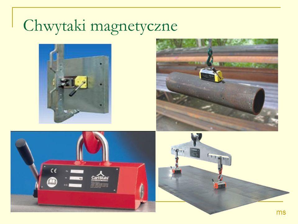 Chwytaki magnetyczne ms