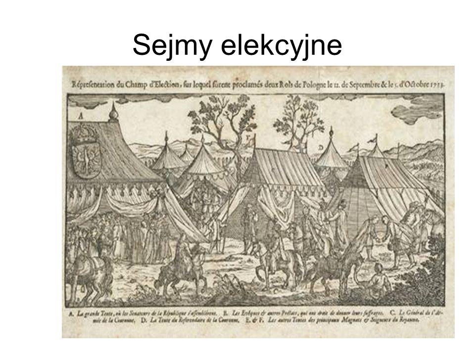 Sejmy elekcyjne
